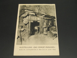 Germany 1942 Postcard Nazi Propaganda Faults *8687 - Germany