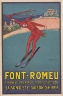 ILLUSTRATEUR MAUZAN FONT ROMEU - Mauzan, L.A.
