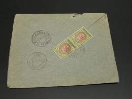 Iran 1915 Old Cover *8325 - Iran