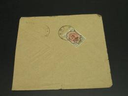 Iran 1923 Cover Edge Faults *8346 - Iran