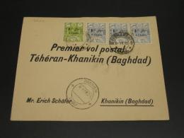 Iran 1925 Cover To Iraq *8657 - Iran