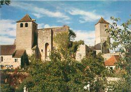 Montvalent  - église     Y1394 - Autres Communes