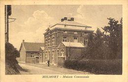 Milmort - Maison Communale (animée) - Herstal