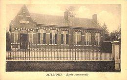 Milmort - Ecole Communale - Herstal