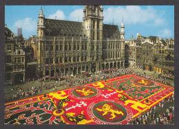 66935/ BRUXELLES, Tapis De Fleurs De La Grand'Place, Flower Carpet - Brussel (Stad)