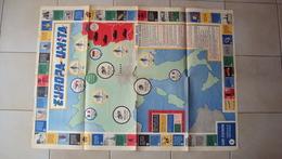 ITALIA GIOCO DELL'OCA EUROPA UNITA BELLO - Group Games, Parlour Games
