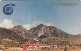 MONTSERRAT(GPT) - Soufriere, CN : 3CMTB, Used - Montserrat
