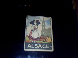 Chromo La Phosphatine Region L Alsace - Advertising