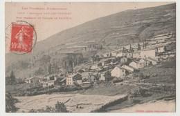 CPA Environs D' AX LES THERMES Le Village De VAYCHIS - France