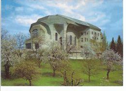 Dornach Schweiz , Geoetheanum , Freie Hochschule Für Geisteswissenschaft   - **AK 91592** - SO Soleure