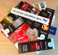 Croatia 2017 / Bookmarks / Bookmarker / 20 Diferent - Lesezeichen