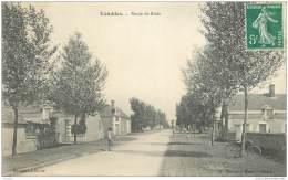 41 - COUDDES - Route De Blois - Frankreich
