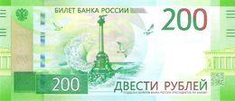 Russia  - Pick New - 200 Rubles 2017 - Unc - Russia