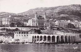 MONTE CARLO LE CASINO VU DE LA MER (dil28) - Monte-Carlo