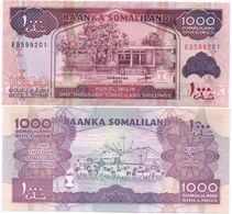 Somaliland - 1000 Shillings 2012 UNC Lemberg-Zp - Somalia