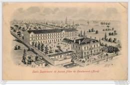 59 - GONDECOURT - Illustration De L'ecole Superieure De Jeunes Filles En 1909 - Otros Municipios
