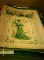 Journal De Famille La Mode Illustrée No 26 ( Avec Planche De Patrons 50cent )de 47em Année Du 1er Juillet  1906 _6 Pages - Mode