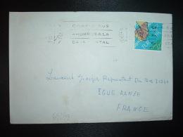 LETTRE TP EUROPA 12 P OBL.MEC. 17 ENE 79? SANTANDER - 1931-Aujourd'hui: II. République - ....Juan Carlos I