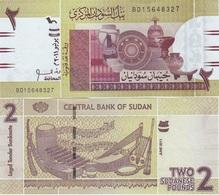 Sudan North - 2 Pounds 2011 UNC Lemberg-Zp - Soudan
