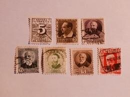 ESPAGNE  1931-34  Lot # 31 - 1931-Aujourd'hui: II. République - ....Juan Carlos I