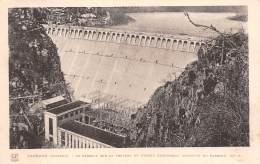 12 - SARRANS - Le Barrage Sur La Truyère Et L'Usine électrique - France