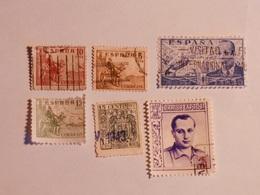 ESPAGNE  1936-40  Lot # 36 - 1931-Aujourd'hui: II. République - ....Juan Carlos I
