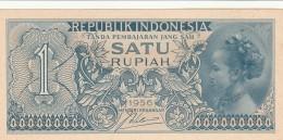 INDONESIA 1 RUPIAH (2) -UNC - Indonesia