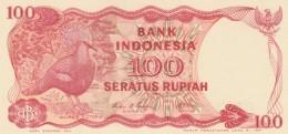 INDONESIA 100 RUPIAH (2) -UNC - Indonesia