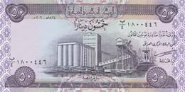 IRAQ 50 DINARS -UNC - Iraq