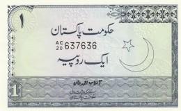PAKISTAN 1 RUPEES (2) -UNC - Pakistan