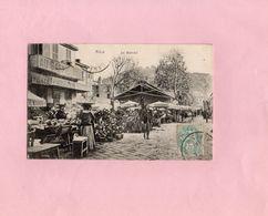 E0302 - NICE - D06 - Le Marché - Markets, Festivals
