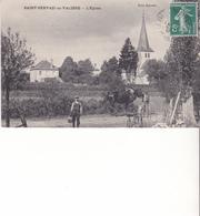 SAINT GERVAIS EN VALLIERE - L'Eglise - Autres Communes