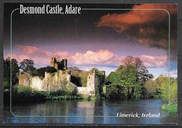 Ireland, Co. Limerick, Desmond Castle, Adare, Unused - Limerick