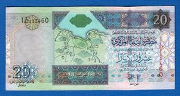 Libye  20  Dinard - Libya