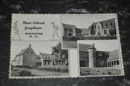 405  Mont - Lalvaet  Jeugdheem  Westouter   1958 - Heuvelland