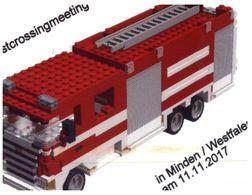 (515) Lego Firetruck (Germany) - Games & Toys