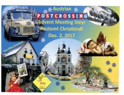 (515) Austria - Postcrossing Meetup Postcard - Autres