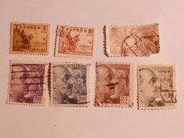 ESPAGNE  1938-50  Lot # 37 - 1931-Aujourd'hui: II. République - ....Juan Carlos I