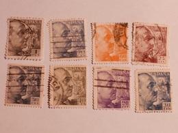 ESPAGNE  1939-53  Lot # 38 - 1931-Aujourd'hui: II. République - ....Juan Carlos I