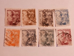 ESPAGNE  1939-53  Lot # 40 - 1931-Aujourd'hui: II. République - ....Juan Carlos I