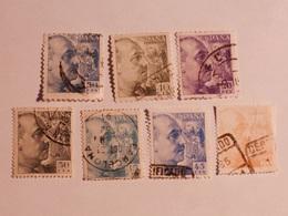 ESPAGNE  1939-47  Lot # 41 - 1931-Aujourd'hui: II. République - ....Juan Carlos I