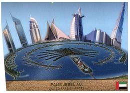 (407) UAE - Palm Jebel Ali - United Arab Emirates