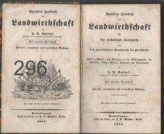 Populäres Handbuch Der Landwirthschaft Für Den Praktischen Landwirth (1844) - Livres, BD, Revues