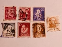 ESPAGNE  1948-53  Lot # 48 - 1931-Aujourd'hui: II. République - ....Juan Carlos I