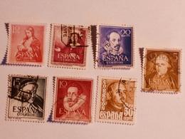 ESPAGNE  1948-54  Lot # 49 - 1931-Aujourd'hui: II. République - ....Juan Carlos I