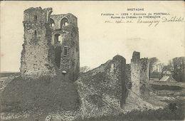 PORTSALL -- Ruines Du Château De Trémazan                           -- MTIL 1255 - France