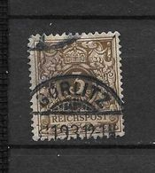 LOTE 1615  ///  ALEMANIA IMPERIO    YVERT Nº:  45  CON FECHADOR DE GORLITZ - Usados