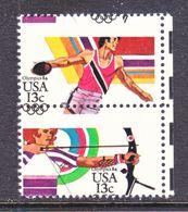 U.S.  2048/50    **   MIS-PERF  PAIR - Errors, Freaks & Oddities (EFOs)