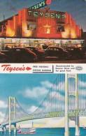 Michigan Mackinaw City Teysen's Restaurant & Gift Shop