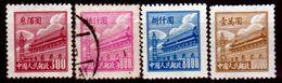 Cina-A-0110 - Valori Del 1950 - Senza Difetti Occulti. - 1949 - ... People's Republic